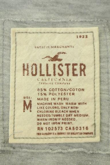 Hollister Co.(ホリスター)の古着「キーネックフーディカットソー(カットソー・プルオーバー)」大画像6へ