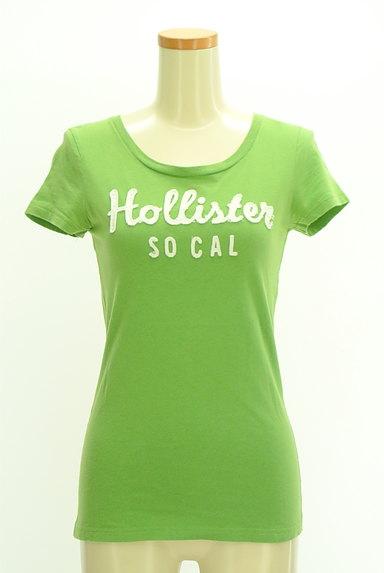 Hollister Co.(ホリスター)の古着「ロゴワッペンTシャツ(Tシャツ)」大画像1へ