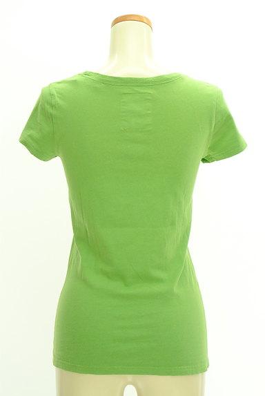 Hollister Co.(ホリスター)の古着「ロゴワッペンTシャツ(Tシャツ)」大画像2へ