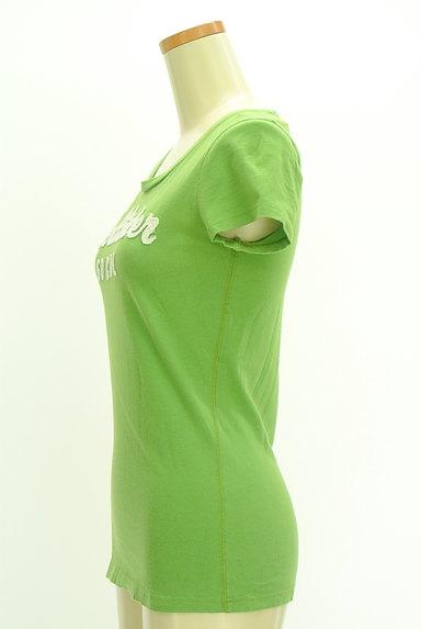 Hollister Co.(ホリスター)の古着「ロゴワッペンTシャツ(Tシャツ)」大画像3へ