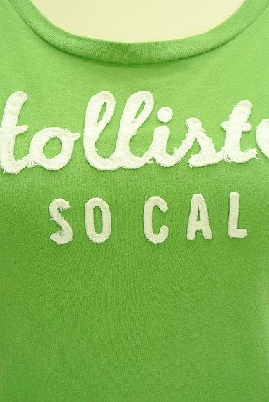 Hollister Co.(ホリスター)の古着「ロゴワッペンTシャツ(Tシャツ)」大画像4へ
