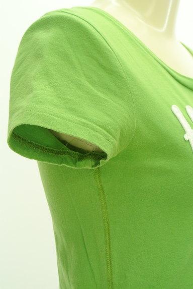 Hollister Co.(ホリスター)の古着「ロゴワッペンTシャツ(Tシャツ)」大画像5へ