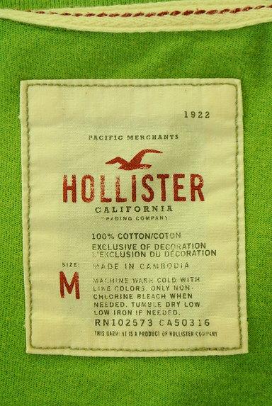 Hollister Co.(ホリスター)の古着「ロゴワッペンTシャツ(Tシャツ)」大画像6へ