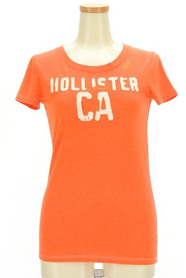 Hollister Co.(ホリスター)の古着「カレッジロゴカラーTシャツ(Tシャツ)」大画像1へ