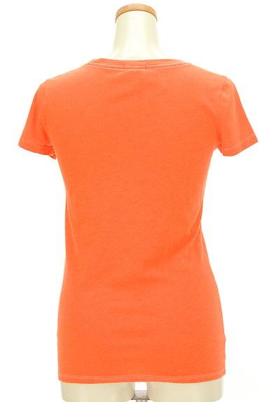 Hollister Co.(ホリスター)の古着「カレッジロゴカラーTシャツ(Tシャツ)」大画像2へ