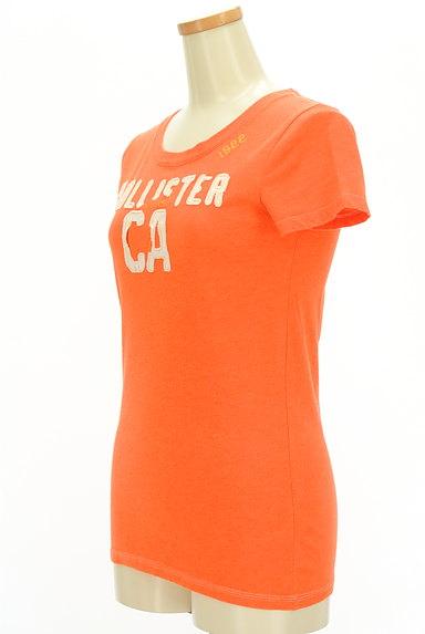 Hollister Co.(ホリスター)の古着「カレッジロゴカラーTシャツ(Tシャツ)」大画像3へ