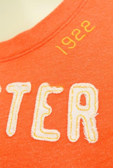 Hollister Co.(ホリスター)の古着「カレッジロゴカラーTシャツ(Tシャツ)」大画像4へ