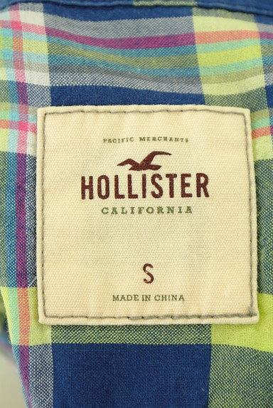 Hollister Co.(ホリスター)の古着「チェック柄シャツ(カジュアルシャツ)」大画像6へ