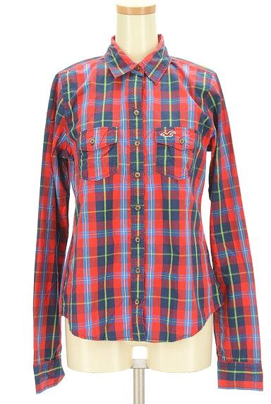 Hollister Co.(ホリスター)の古着「チェック柄カジュアルシャツ(カジュアルシャツ)」大画像1へ