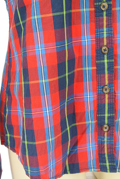 Hollister Co.(ホリスター)の古着「チェック柄カジュアルシャツ(カジュアルシャツ)」大画像5へ