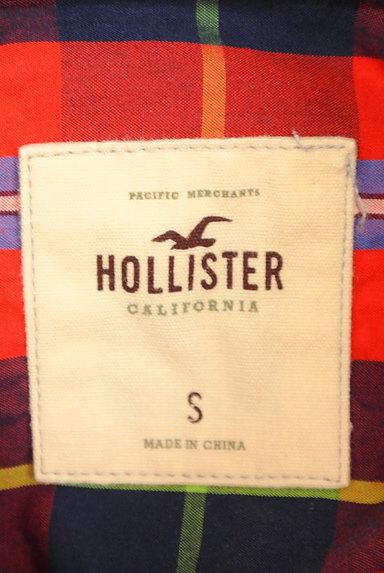 Hollister Co.(ホリスター)の古着「チェック柄カジュアルシャツ(カジュアルシャツ)」大画像6へ