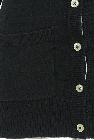 Hollister Co.(ホリスター)の古着「ワンポイントVネックカーディガン(カーディガン・ボレロ)」大画像5へ