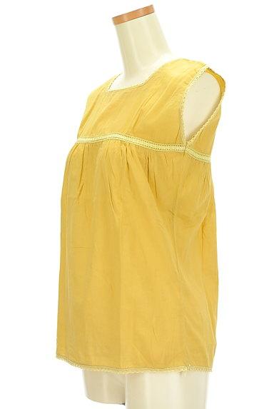 SM2(サマンサモスモス)の古着「刺繍レースカットソー(カットソー・プルオーバー)」大画像3へ
