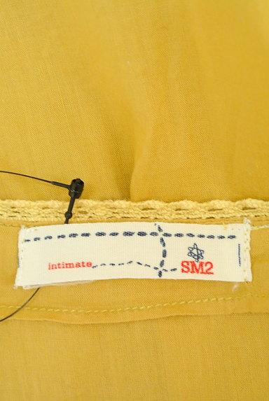 SM2(サマンサモスモス)の古着「刺繍レースカットソー(カットソー・プルオーバー)」大画像6へ