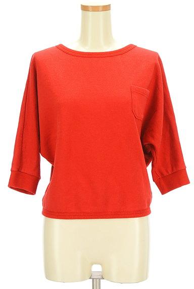 style+confort(スティールエコンフォール)の古着「ドルマン七分袖スウェット(スウェット・パーカー)」大画像1へ