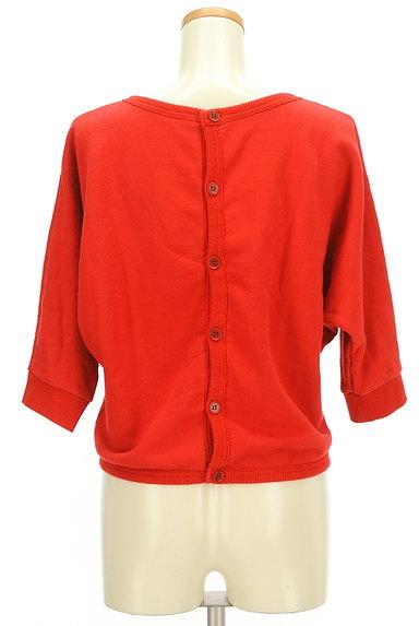 style+confort(スティールエコンフォール)の古着「ドルマン七分袖スウェット(スウェット・パーカー)」大画像2へ