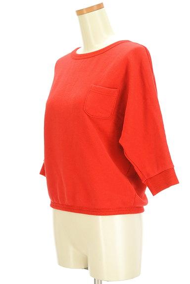 style+confort(スティールエコンフォール)の古着「ドルマン七分袖スウェット(スウェット・パーカー)」大画像3へ