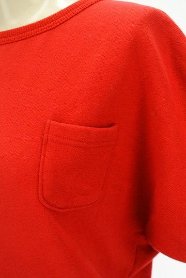 style+confort(スティールエコンフォール)の古着「ドルマン七分袖スウェット(スウェット・パーカー)」大画像4へ