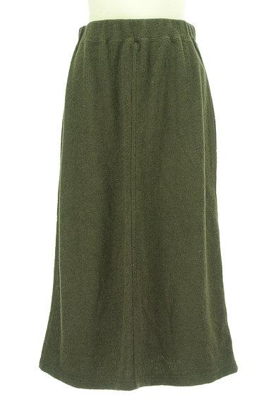 style+confort(スティールエコンフォール)の古着「ウールフレアロングスカート(ロングスカート・マキシスカート)」大画像1へ