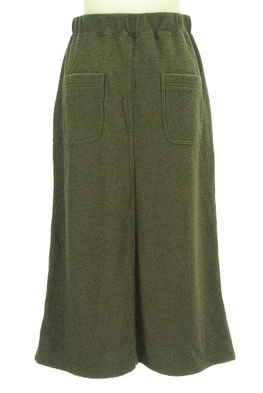 style+confort(スティールエコンフォール)の古着「ウールフレアロングスカート(ロングスカート・マキシスカート)」大画像2へ
