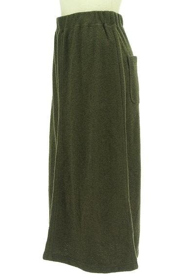 style+confort(スティールエコンフォール)の古着「ウールフレアロングスカート(ロングスカート・マキシスカート)」大画像3へ