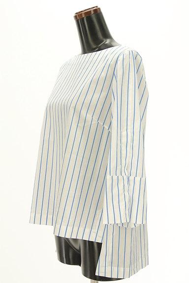 iCB(アイシービー)の古着「ストライプロングシャツカットソー(カットソー・プルオーバー)」大画像3へ