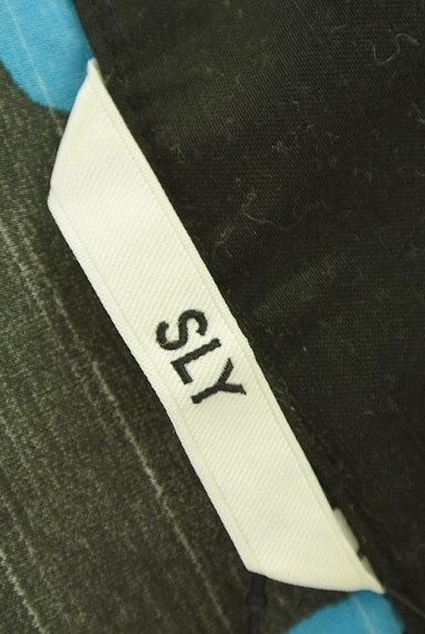 SLY(スライ)の古着「リゾート柄開襟コンビネゾン(コンビネゾン・オールインワン)」大画像6へ