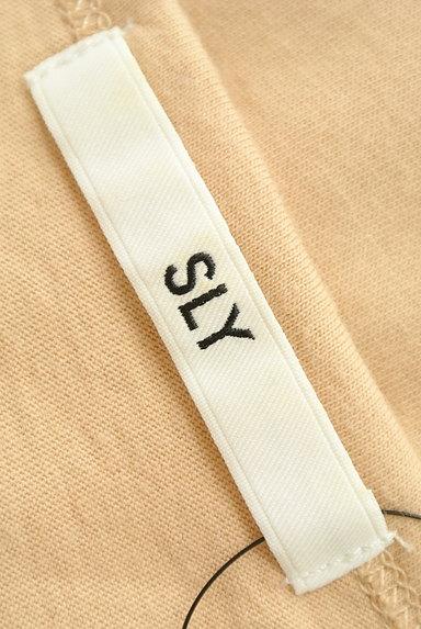 SLY(スライ)の古着「レイヤードロングカットソー(カットソー・プルオーバー)」大画像6へ