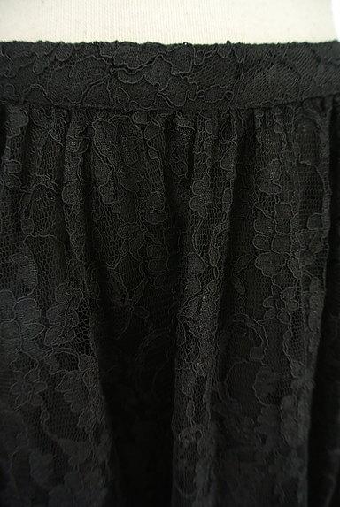 deicy(デイシー)の古着「裾シアー総レースフレアスカート(スカート)」大画像4へ