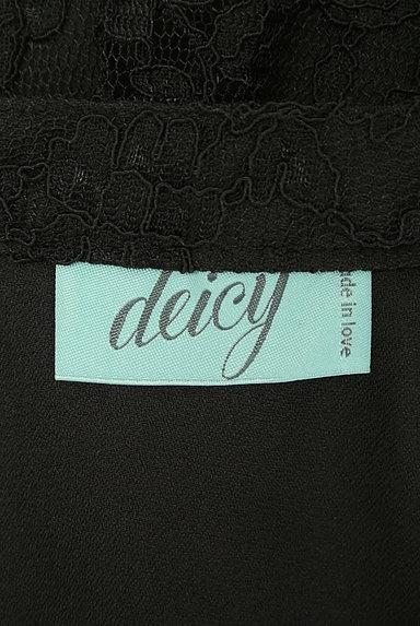 deicy(デイシー)の古着「裾シアー総レースフレアスカート(スカート)」大画像6へ