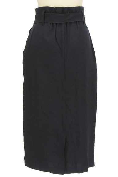 FREE'S MART(フリーズマート)の古着「ボタンデザインハイウエストタイトスカート(ロングスカート・マキシスカート)」大画像2へ