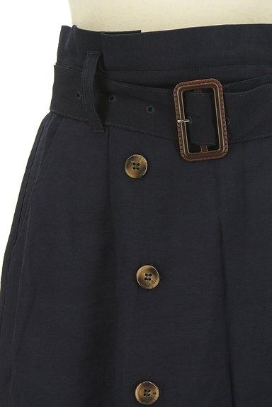 FREE'S MART(フリーズマート)の古着「ボタンデザインハイウエストタイトスカート(ロングスカート・マキシスカート)」大画像4へ