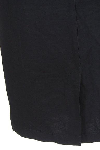 FREE'S MART(フリーズマート)の古着「ボタンデザインハイウエストタイトスカート(ロングスカート・マキシスカート)」大画像5へ
