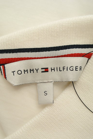 TOMMY HILFIGER(トミーヒルフィガー)の古着「イレギュラー切替カットソー(カットソー・プルオーバー)」大画像6へ