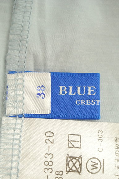 BLUE LABEL CRESTBRIDGE(ブルーレーベル・クレストブリッジ)の古着「バックリボンカットソー(カットソー・プルオーバー)」大画像6へ