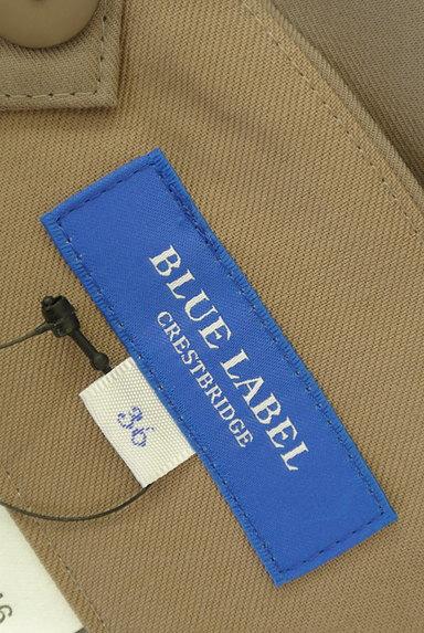 BLUE LABEL CRESTBRIDGE(ブルーレーベル・クレストブリッジ)の古着「サロペットワイドパンツ(オーバーオール・サロペット)」大画像6へ