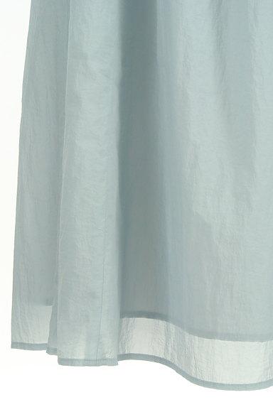 BLUE LABEL CRESTBRIDGE(ブルーレーベル・クレストブリッジ)の古着「ウエストリボンフレアスカート(ロングスカート・マキシスカート)」大画像5へ