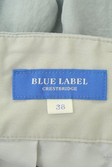 BLUE LABEL CRESTBRIDGE(ブルーレーベル・クレストブリッジ)の古着「ウエストリボンフレアスカート(ロングスカート・マキシスカート)」大画像6へ