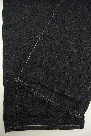 45r(45アール)の古着「インディゴストレートジーンズ(デニムパンツ)」大画像5へ