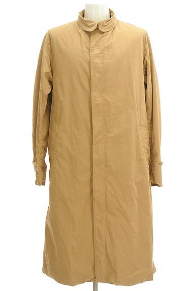 45r(45アール)の古着「ステンカラーロングコート(コート)」大画像1へ