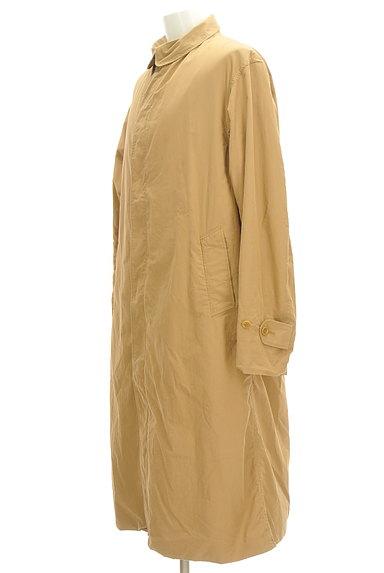 45r(45アール)の古着「ステンカラーロングコート(コート)」大画像3へ