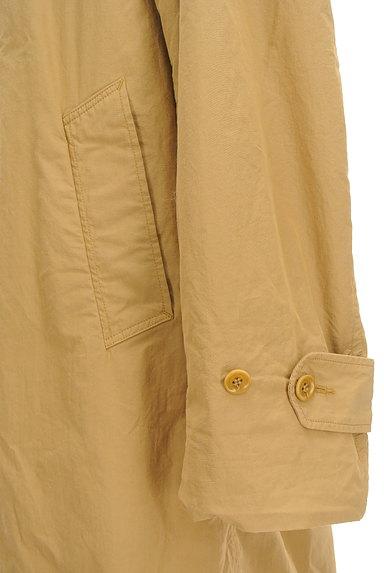 45r(45アール)の古着「ステンカラーロングコート(コート)」大画像4へ