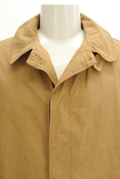 45r(45アール)の古着「ステンカラーロングコート(コート)」大画像5へ