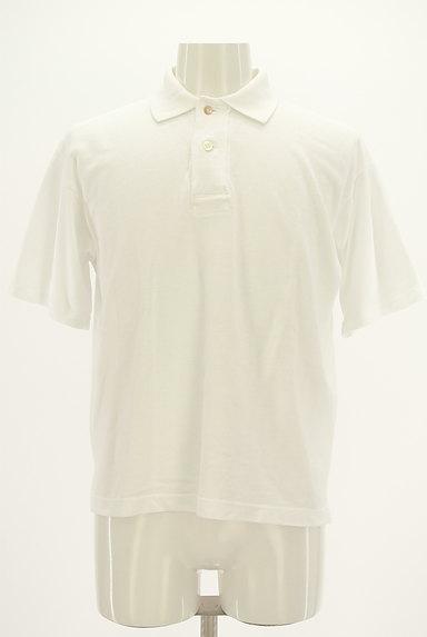 45r(45アール)の古着「ベーシックロングテールポロシャツ(ポロシャツ)」大画像1へ