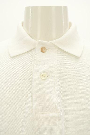 45r(45アール)の古着「ベーシックロングテールポロシャツ(ポロシャツ)」大画像4へ