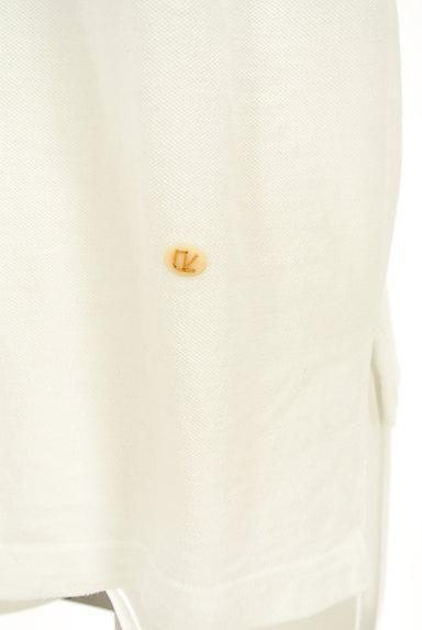 45r(45アール)の古着「ベーシックロングテールポロシャツ(ポロシャツ)」大画像5へ