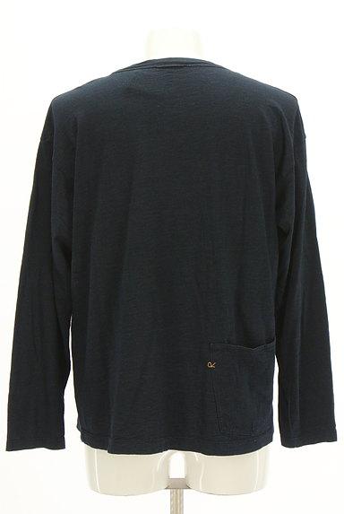 45r(45アール)の古着「上質ベーシック長袖Tシャツ(Tシャツ)」大画像2へ