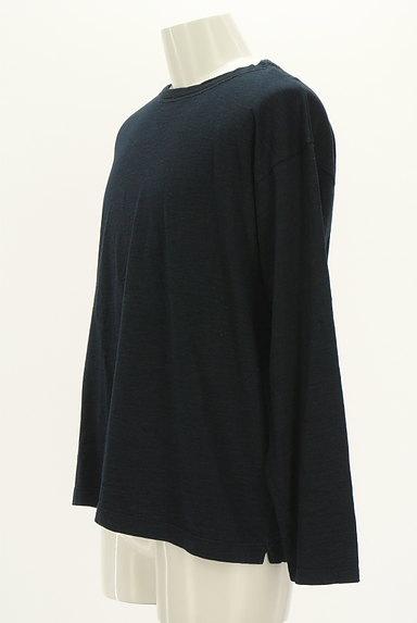 45r(45アール)の古着「上質ベーシック長袖Tシャツ(Tシャツ)」大画像3へ