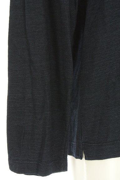 45r(45アール)の古着「上質ベーシック長袖Tシャツ(Tシャツ)」大画像4へ