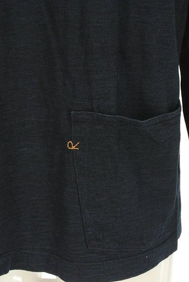 45r(45アール)の古着「上質ベーシック長袖Tシャツ(Tシャツ)」大画像5へ